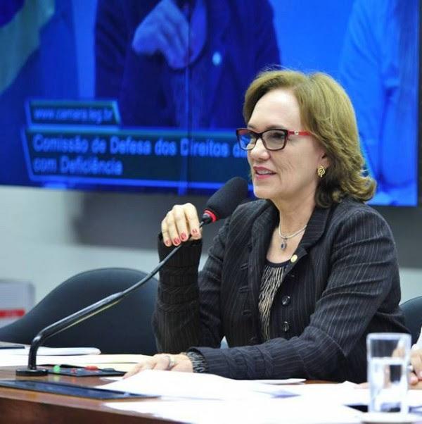 Deputada Zenaide Maia -