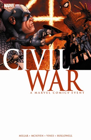 Civil War A Marvel Comics Event