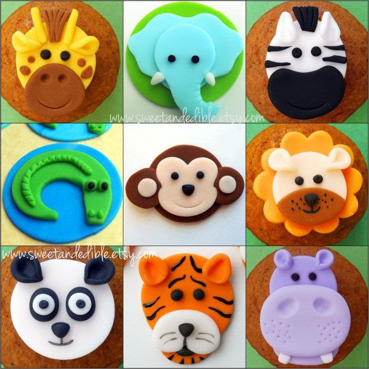 1000+ images about Edible and cool cupcake Toppers on Pinterest ...