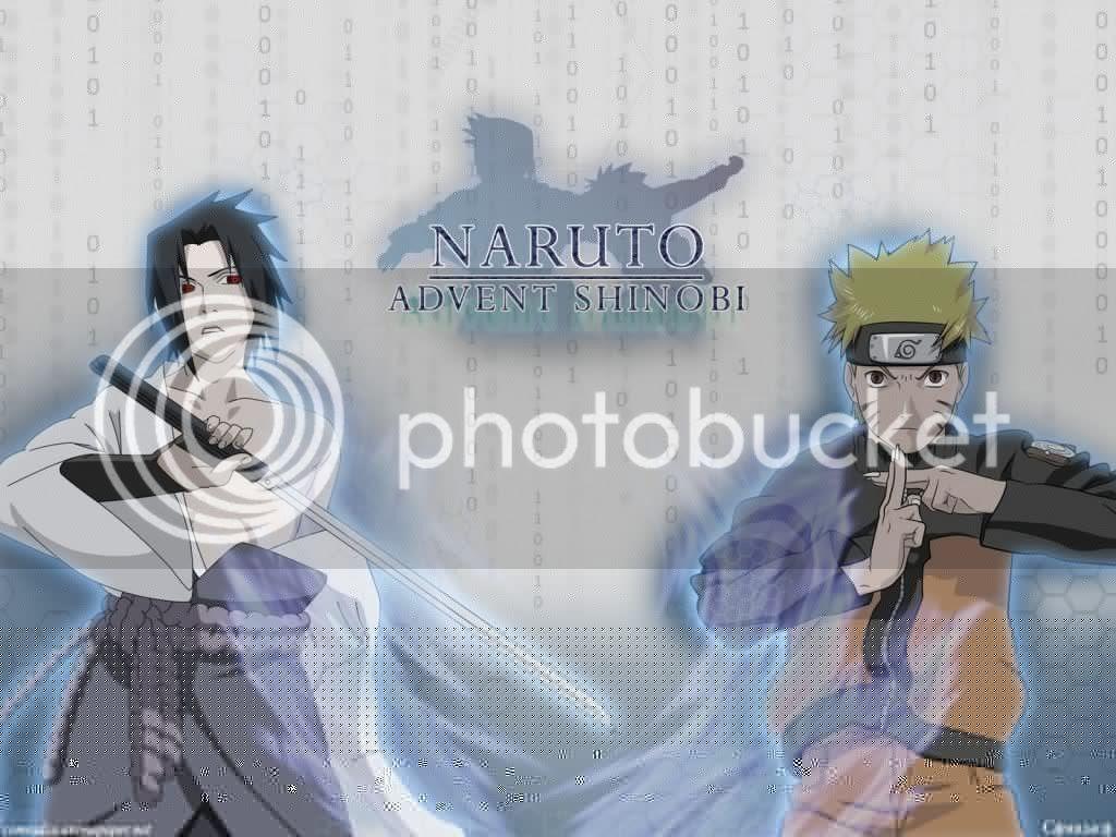 Sasuke and Naruto Wallpapers and Pictures