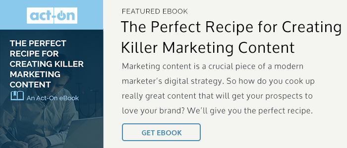 eBook_The Perfect Recipe for Creating Killer Marketing Content