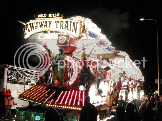 Wild Bill's Runaway Train