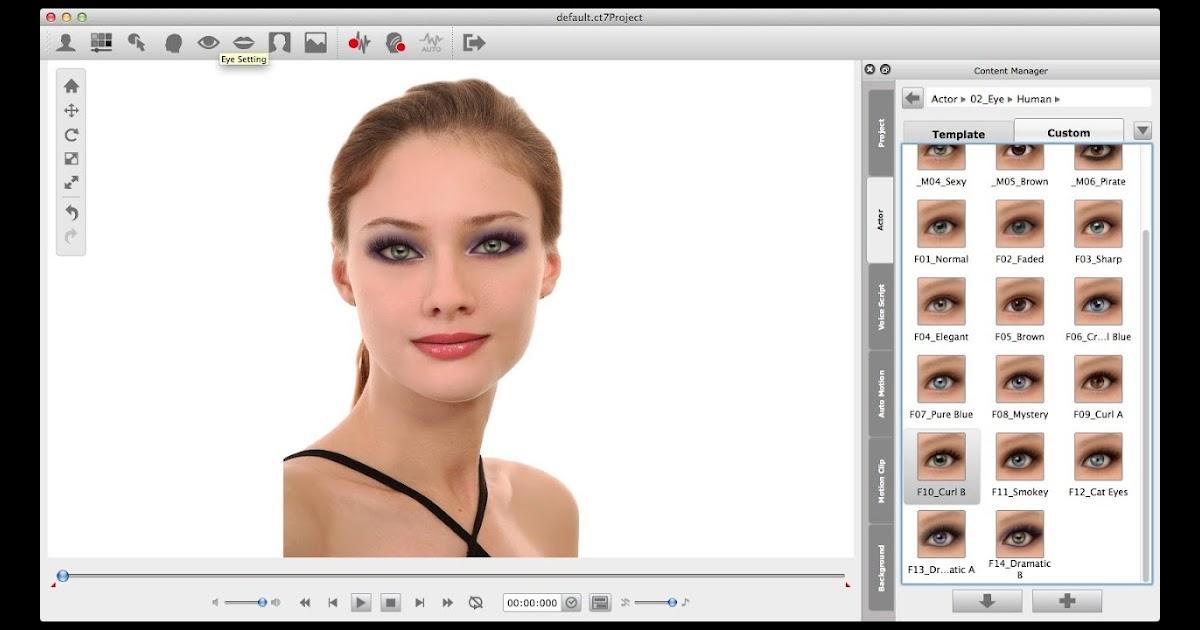 crazytalk 8 render for mac demo keygen