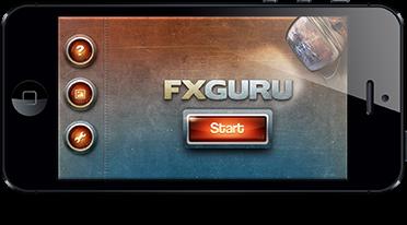 تطبيق FX GURU الرهيب  كامل ومهكر بطريقة حصرية
