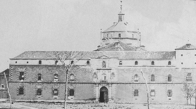 Hospital Tavera a finales del siglo XIX