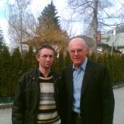 Franz Beckenbauer bekam das allererste Manusskript, da ich ihn um Erlaubnis  zur Veröffentlichung seines Bildes und seiner Worte gefragt habe