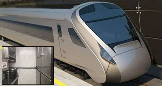 India's First Engine Less Train Will Have Automatic Doors, WiFi And Swanky Pantry
