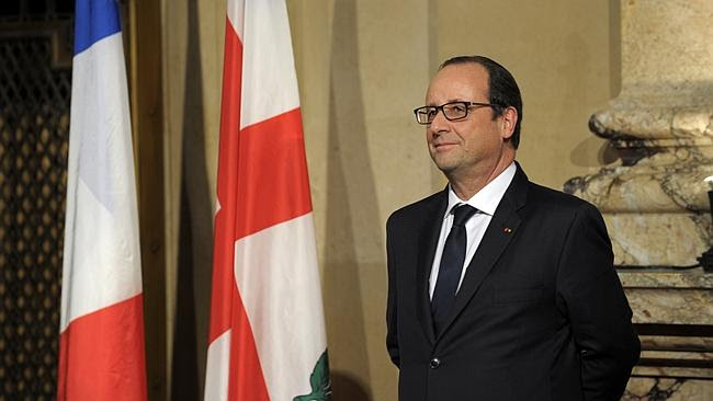 With approval ratings as low as 17 per cent, the French president is facing an uphill bat
