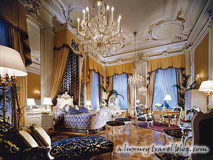 Suite of the week: Royal Suite at the Hotel Imperial, Vienna - A ...