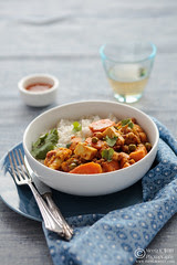 Sambar Spice Vegetable Curry 3 by Meeta K. Wolff