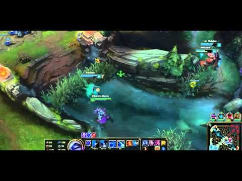 League of Legends - LOL - Xerath - MID