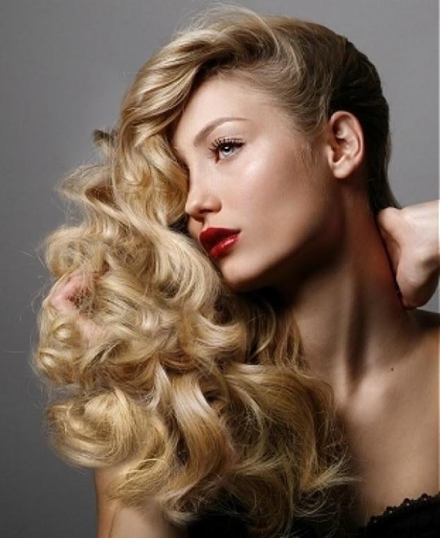 Voluminous+Curls+Long+Hairstyles 634x775 Elegant Christmas Hairstyle Ideas