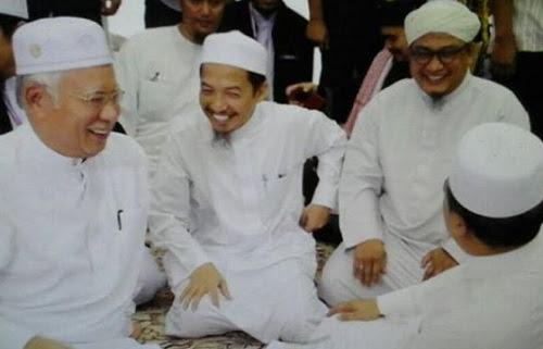 'Pemimpin Pas jumpa Najib lagi .....'