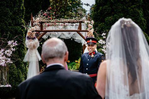 Capilano Suspension Bridge Wedding   Vancouver wedding