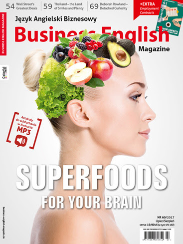 Business English Magazine nr 60