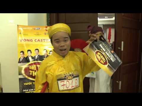 Đấu Trường Tiếu Lâm | Casting Vòng 2 - Cơn mưa vé vàng!!!
