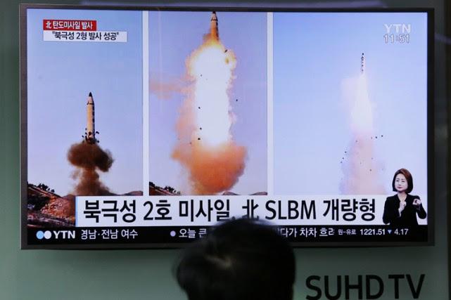En 2016 le régime de Pyongyang a effectué... (ARCHIVES AP)