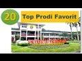 Prodi Paling Diminati di Universitas Riau