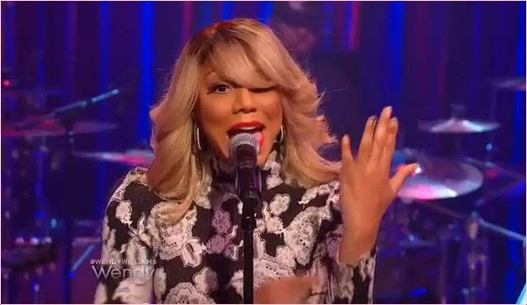 Wendy Williams Show (12/2012), Tamar Braxton