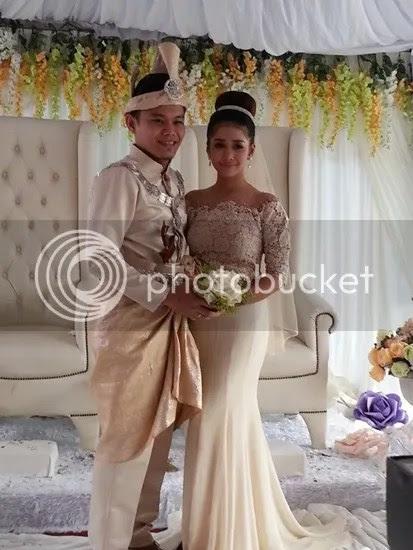 gambar perkahwinan adam shah dan fatin nur afifah