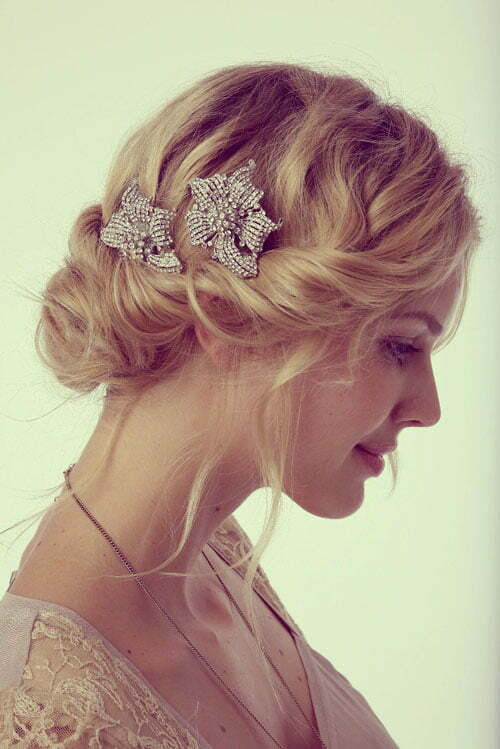 Wedding Hairstyles For Short Thin Hair | Hairstyles
