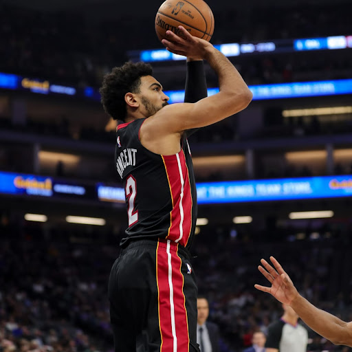 Avatar of Miami Heat guard Gabe Vincent plans to make the most of opportunity