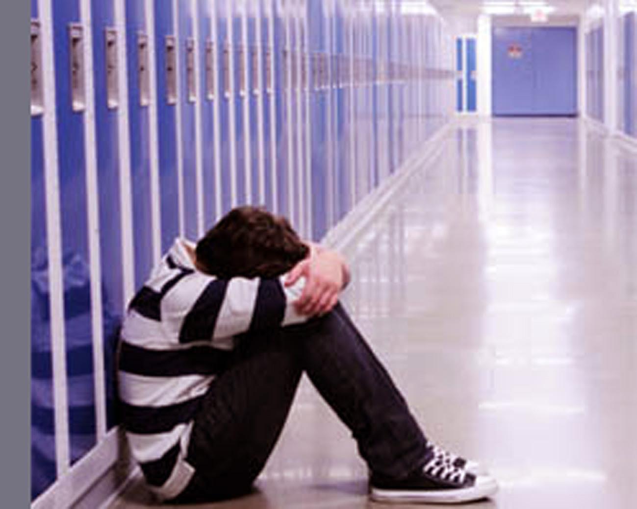 A depressão nos jovens adolescentes