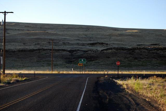 SR 261 @ SR 260 westward
