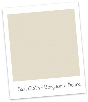 Creategirl color time benjamin moore sail cloth for Design your own room benjamin moore