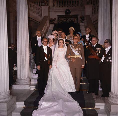 Queen Sofia of Spain Wedding Pictures   POPSUGAR Celebrity