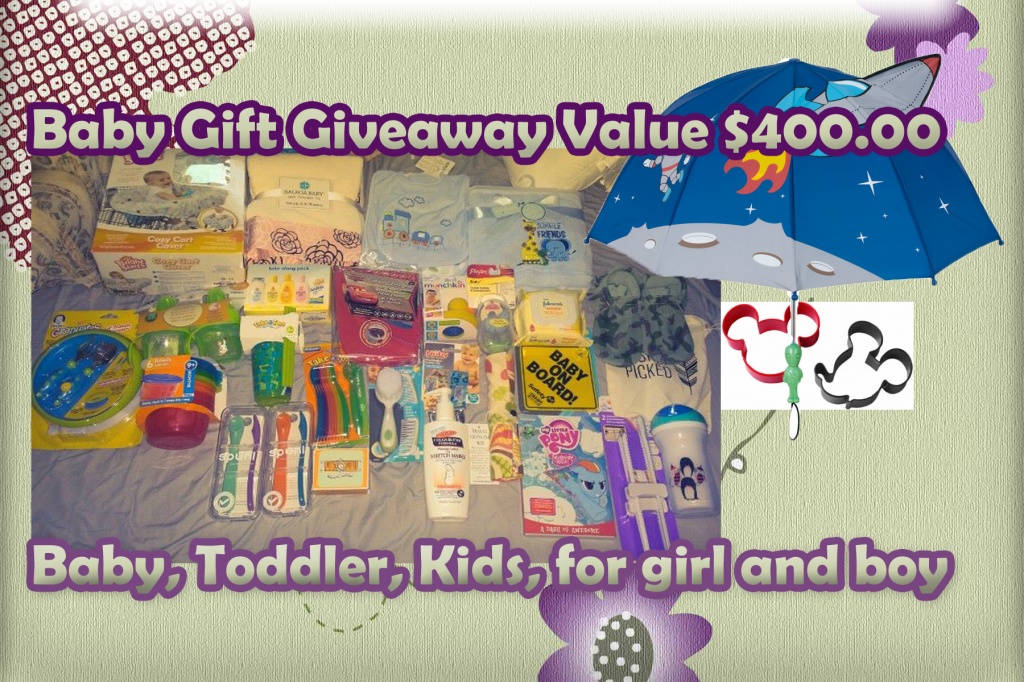 Gift Baby Giveaway