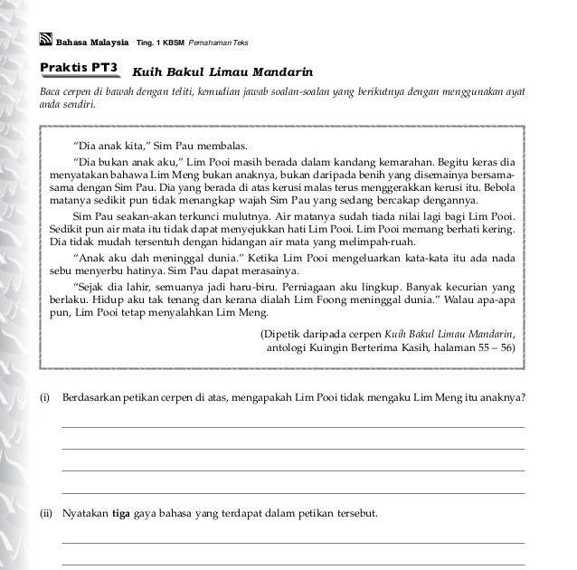 Contoh Jawapan Novel Justeru Impian Di Jaring | Adinasinc