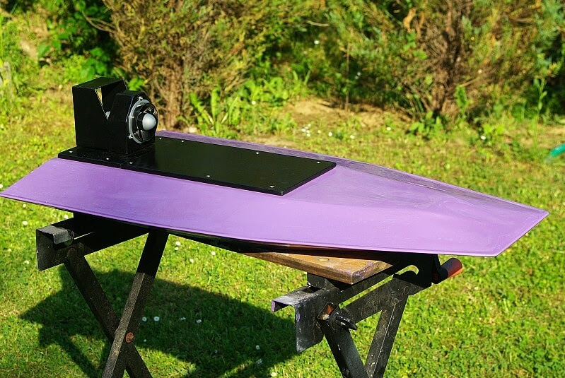 Rc airboat plane Learn how ~ Bill ship