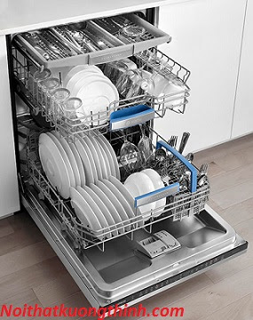 Máy rửa bát Munchen MCH5 giải pháp tiết kiệm thời gian cho cuộc sống tất bật