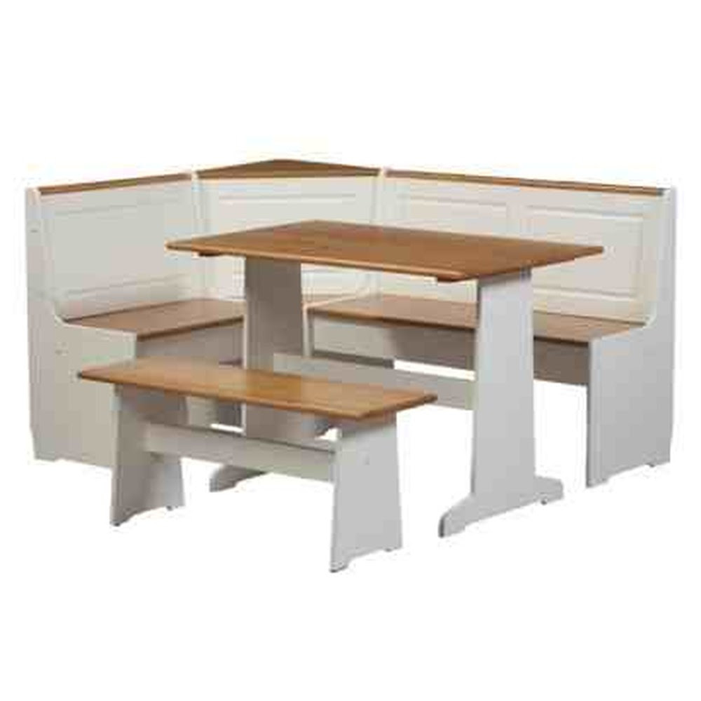 L shaped bench/storage area (kitchen breakfast area) - Carpentry