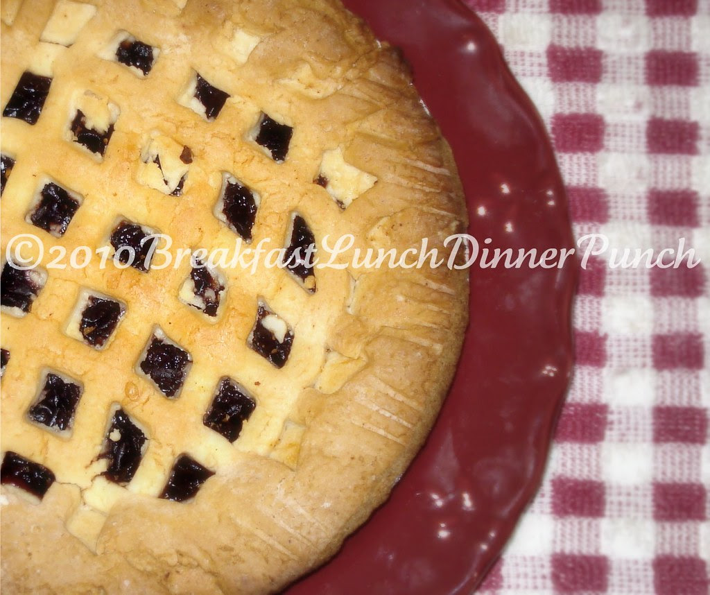 Guavaberry Pie