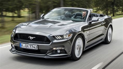 ford mustang gt convertible  eu wallpapers  hd