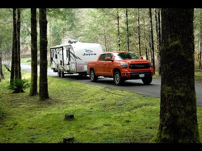 Rollin On TV video: Toyota Tundra/Jayco White Hawk, Escapees & BOLT Locking System