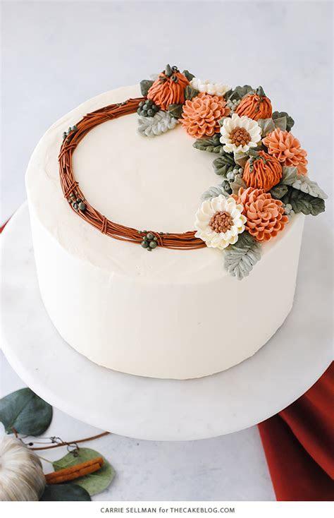 Pumpkin Spice Cake   The Cake Blog