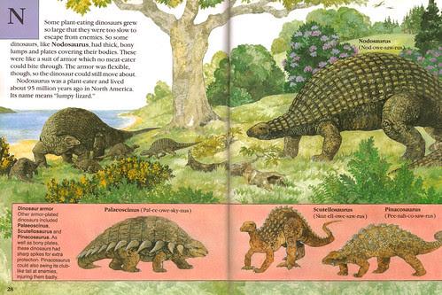 Nodosaurus & friends
