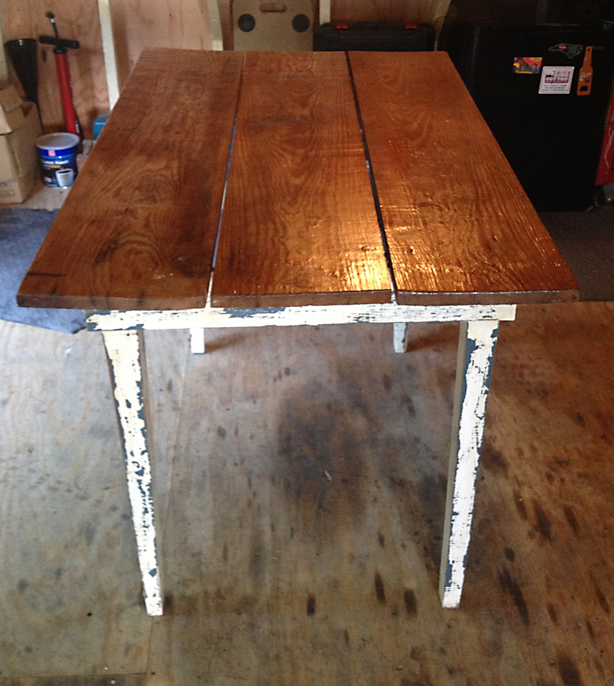 Small Farmhouse Kitchen Table