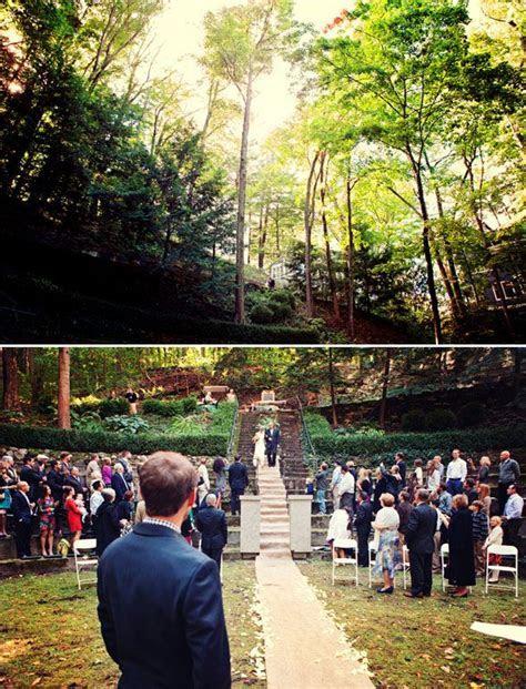 Forest wedding near Lake Michigan : Kristine Crawford