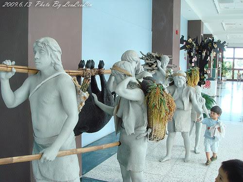 國立台灣史前文化博物館|台東景點