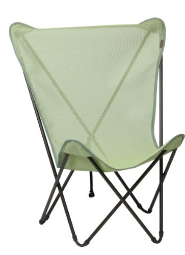 Lafuma maxi pop up fun fauteuil pliant absinthe tube for Chaise de camping lafuma
