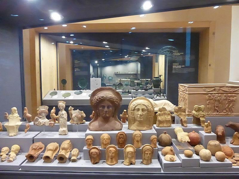 P Altemps - mostra collezione Gorga P1010661.JPG
