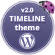 Timeline eCommerce Wordpress Theme - ThemeForest Item for Sale
