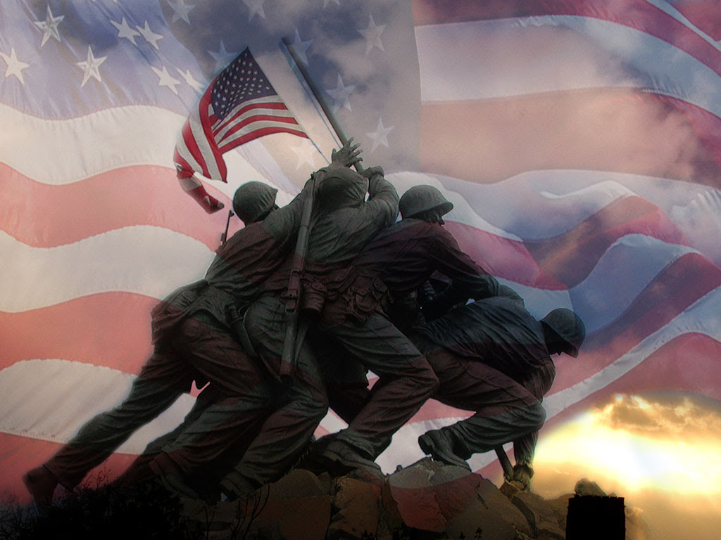 United State Military Flag Pictures