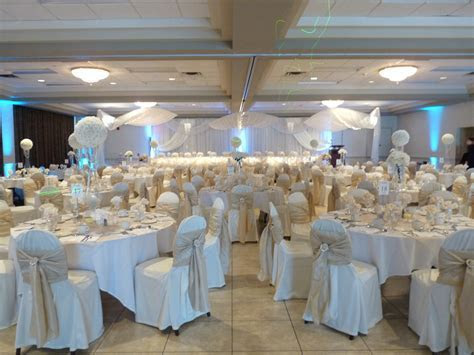 Best Western Brantford?s gorgeous banquet rooms, décor
