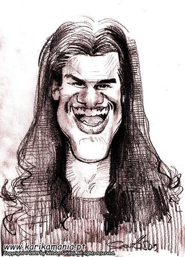 Taylor-Lautner-Jacob-Black-Twilight-caricature-sketch