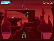 Jogar Duck dodgers planet 8 from upper mars mission 3 Jogos